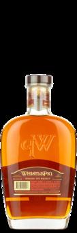 Liq whi whispig 12yr bottleback