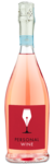 La Marca Rose Prosecco - Engraved Example