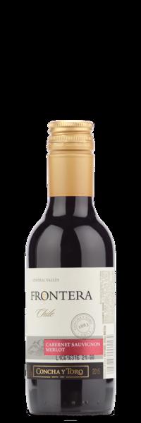 2014 Concha Cabernet Merlot Mini Bottles (24 pack) - Winery