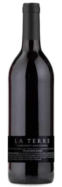 La Terre California Cabernet Sauvignon - Winery