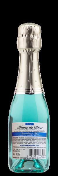 Blanc de Bleu - Winery Back Label