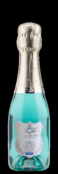 Blanc de Bleu - Winery Front Label