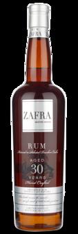 Liq rum zafra master 30yr liquor front