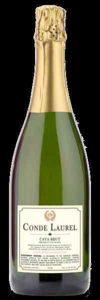 Conde Laurel - Winery Back