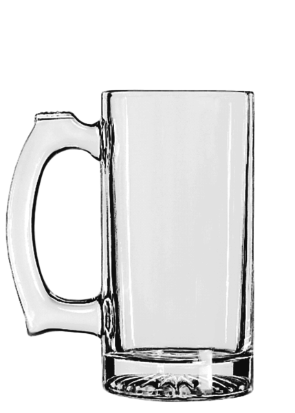Large Beer Mug - No Engraving