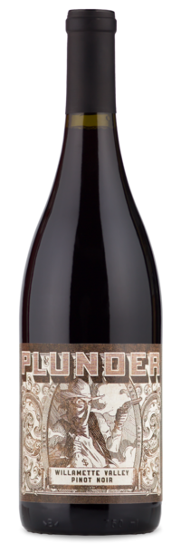2014 Plunder Willamette Valley Pinot Noir - Winery Front