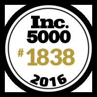 Inc5000 num 1838